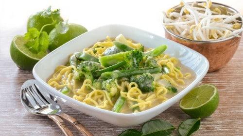 Fragrant Thai Vegetable Curry Recipe