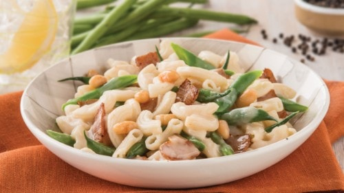 Bacon & Bean Macaroni Recipe