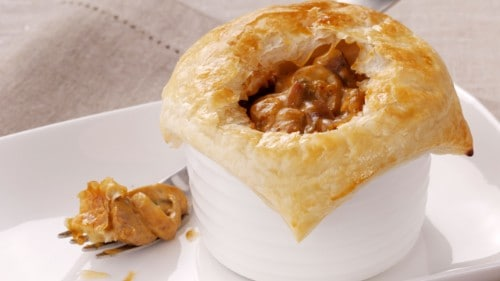 Chunky Beef Pot Pie
