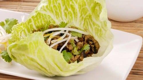 Chinese San Choy Bow
