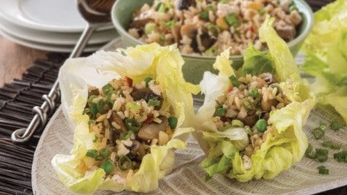 Chicken San Choy Bow Recipe