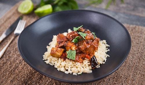 Persian-style Lamb & Eggplant Stew