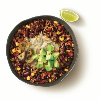 Loaded Mexican Rice