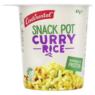 Snack Pot Curry Rice