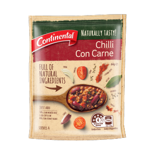 Naturally Tasty Chilli Con Carne