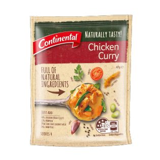 Naturally Tasty Chicken Curry