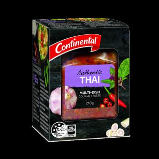 Thai Multi-Dish Gourmet Paste