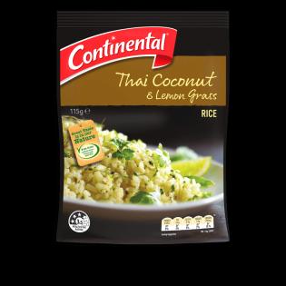 Thai Coconut & Lemon Grass Rice