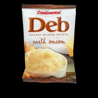 Deb Instant Mashed Potato & Onion