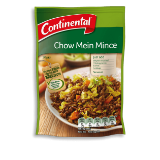 Chow Mein Mince