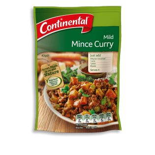 Mild Mince Curry