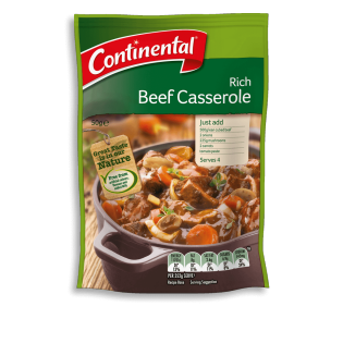Rich Beef Casserole Recipe Base Continental Continental Au