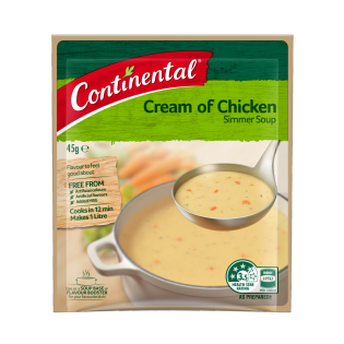 Cream of Chicken Simmer Soup