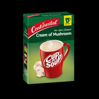 Classic Cream of Mushroom