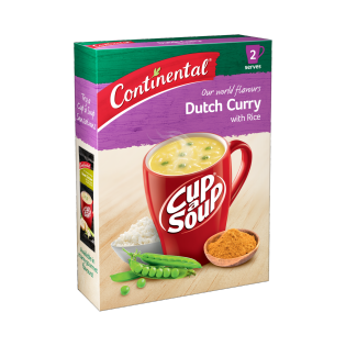 Dutch Curry with Rice