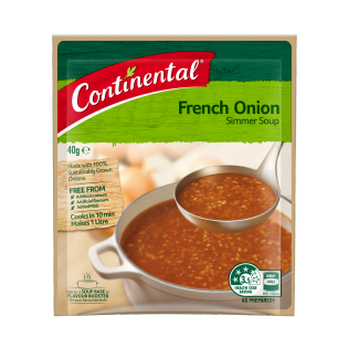 French Onion Simmer Soup